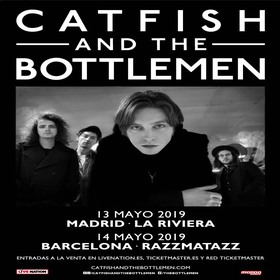 Catfish and The Bottlemen en Barcelona