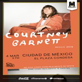 Courtney Barnett en México