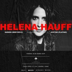 Helena Hauff en México
