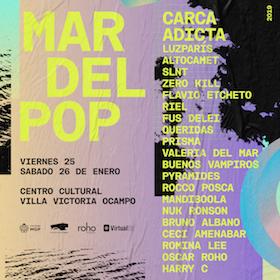 MARDELPOP en Mar del Plata