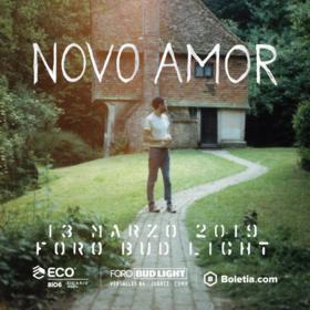 Novo Amor en México
