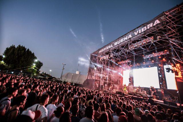 5 shows que no te podés perder en el Festival Buena Vibra