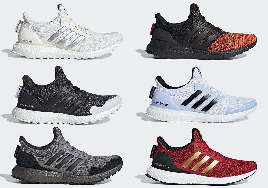 Adidas presenta sus zapatillas inspiradas en Game of Thrones