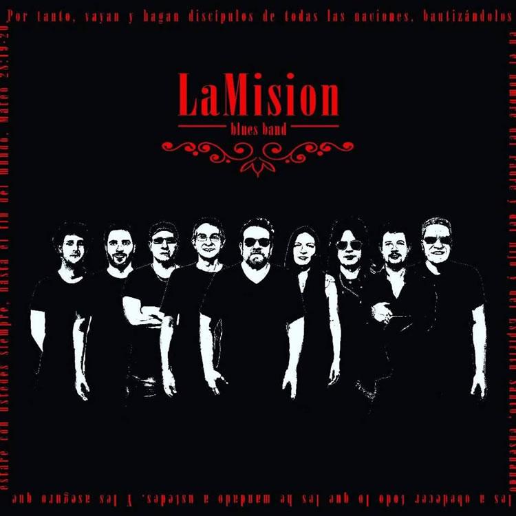 La Misión Blues Band en San Justo
