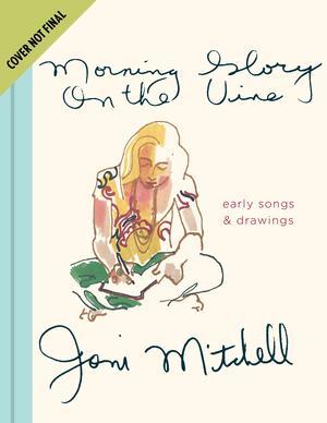 Joni Mitchell publicará un libro con poesía y pinturas de la época de «Blue»