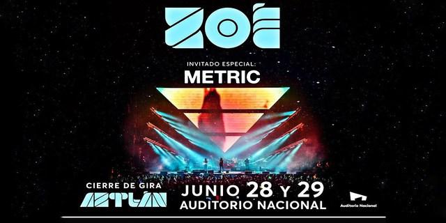 Zoé en México