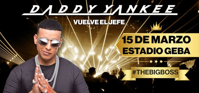 Daddy Yankee en Buenos Aires