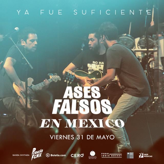 Ases Falsos en Ciudad de México