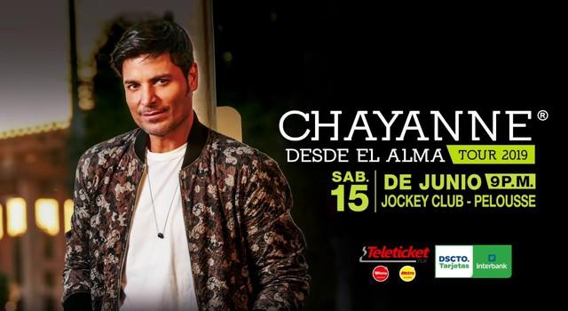 Chayanne en Perú