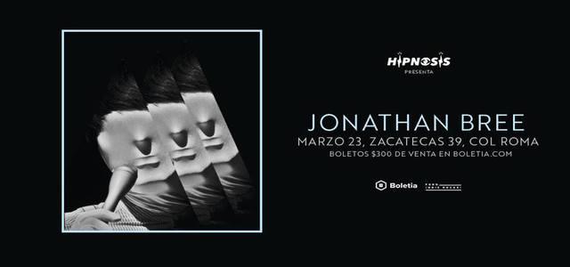 Jonathan Bree en México