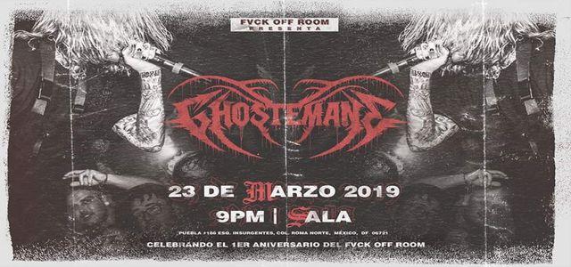 Ghostemane en México