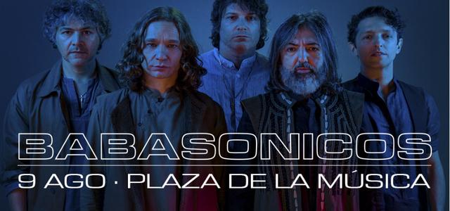 Babasónicos en Córdoba
