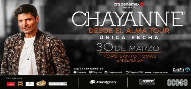 Chayanne en Ensenada