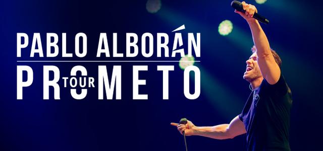 Pablo Alborán en Ciudad de México