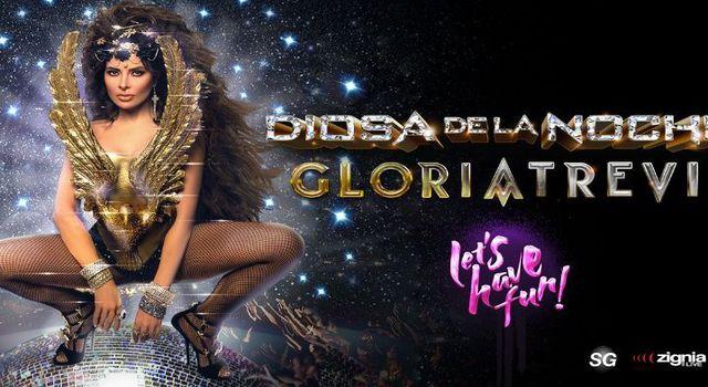 Gloria Tevi en Guadalajara