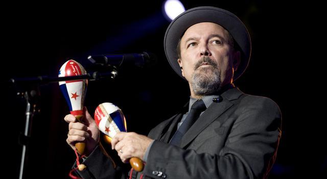 Rubén Blades en México