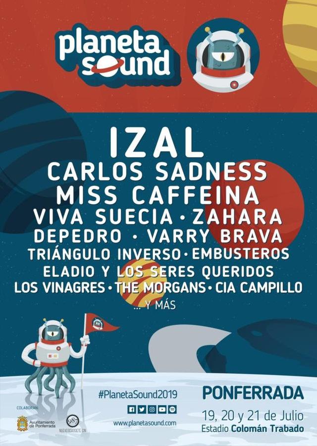 Festival Planeta Sound en España