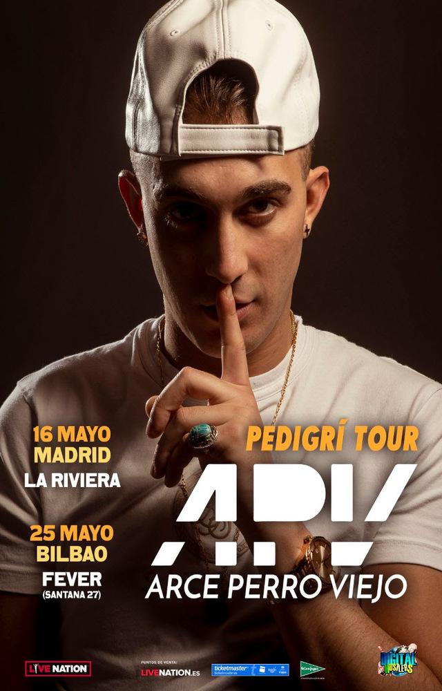 Arce Perro Viejo en Madrid