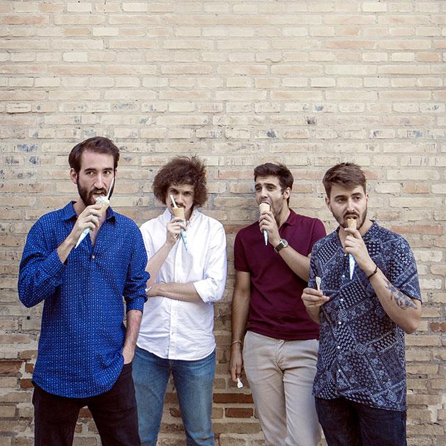 Palo Alto: Nuevo rock electrónico desde Sevilla