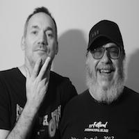 César Silva & Javier García en Boulevard Cultural