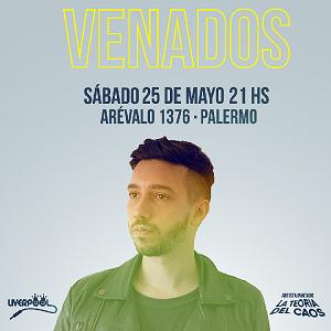 Venados en Liverpool Palermo