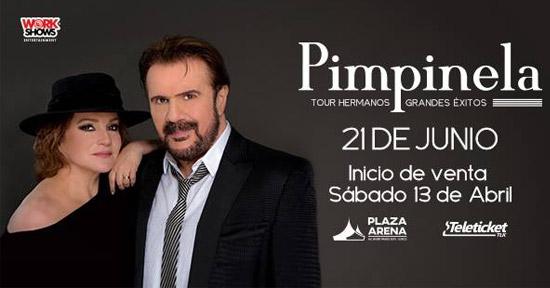 Pimpinela en Perú