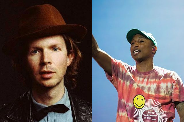 "Beck y Pharrell Williams se unen en""Saw Lightning"""