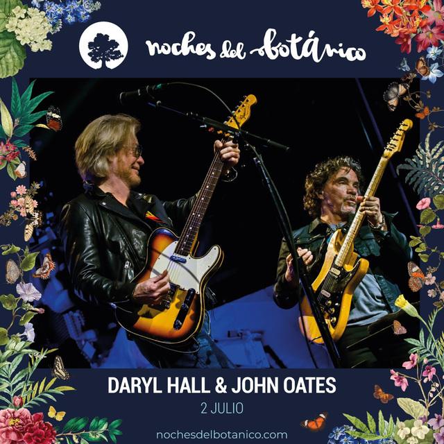 Daryl Hall & John Oates en Madrid