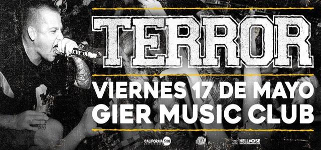 Terror en Gier Music Club