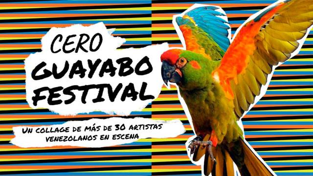 Cero Guayabo Festival: 30 artistas venezolanos en C. C. Matienzo