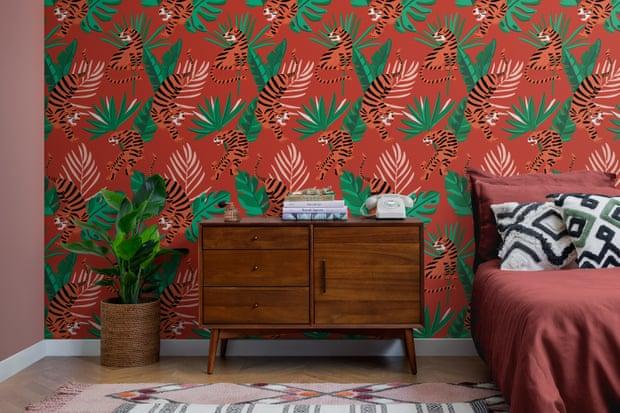 La Colección De Empapelados De Wes Anderson Para Vivir En Su