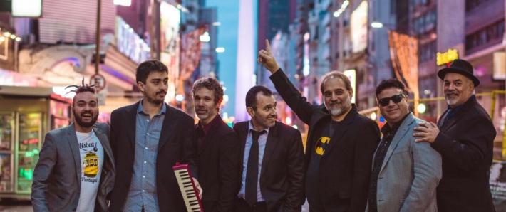 Orquesta Brazofuerte en Jazz Voyeur