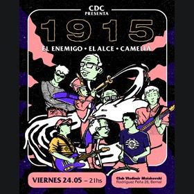 1915 en Quilmes