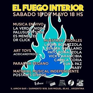 El Fuego Interior en San Miguel - Dia I