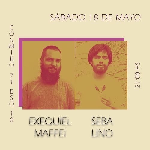 Exequiel Maffei & Seba Lino en La Plata