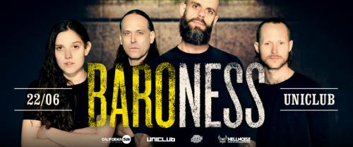 Baroness en Uniclub