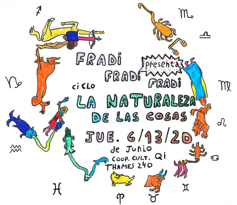 Fradi / Expediciones Científicas / Lupe Sendra / Mia Superstar en QI