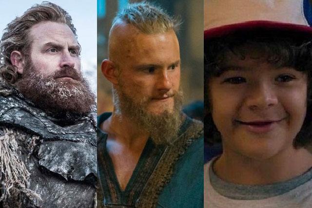 La foto que une Game of Thrones, Vikings y Stranger Things