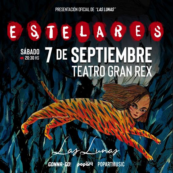 Estelares en Teatro Gran Rex