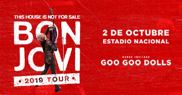 Bon Jovi en Perú