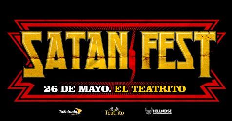 Satan Fest! en el Teatrito
