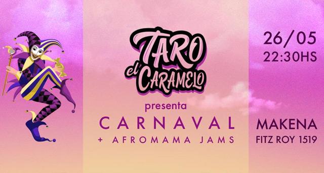 TARO El Caramelo en Makena