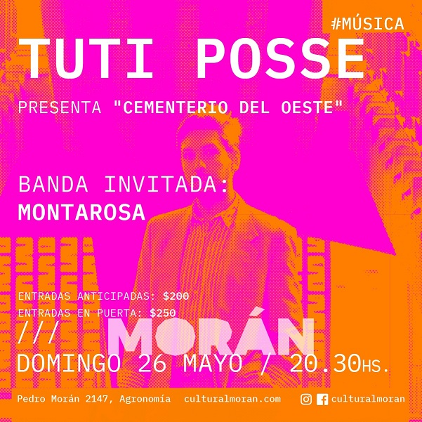 Tuti Posse en Morán