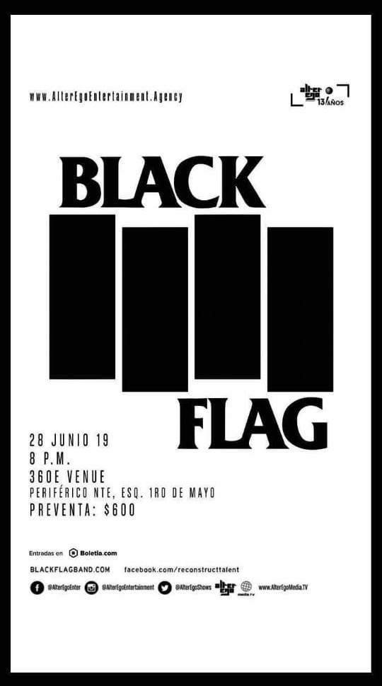 Black Flag en México