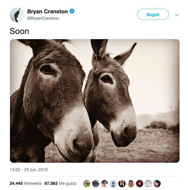 Breaking Bad: Bryan Cranston y Aaron Paul publican una misteriosa imagen!