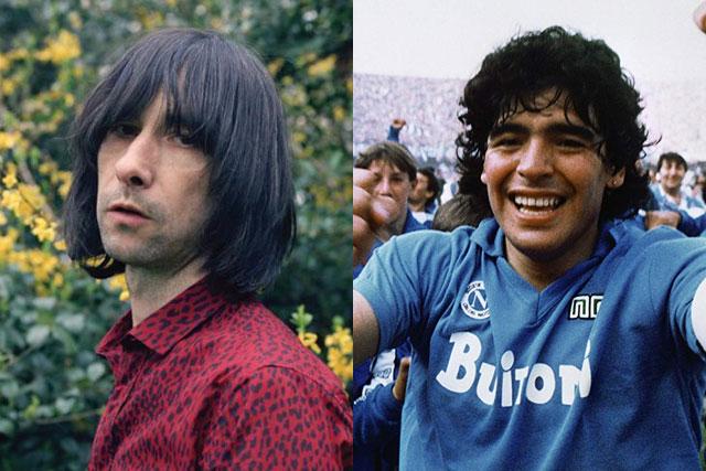 Bobby Gillespie de Primal Scream se declara fan de Maradona