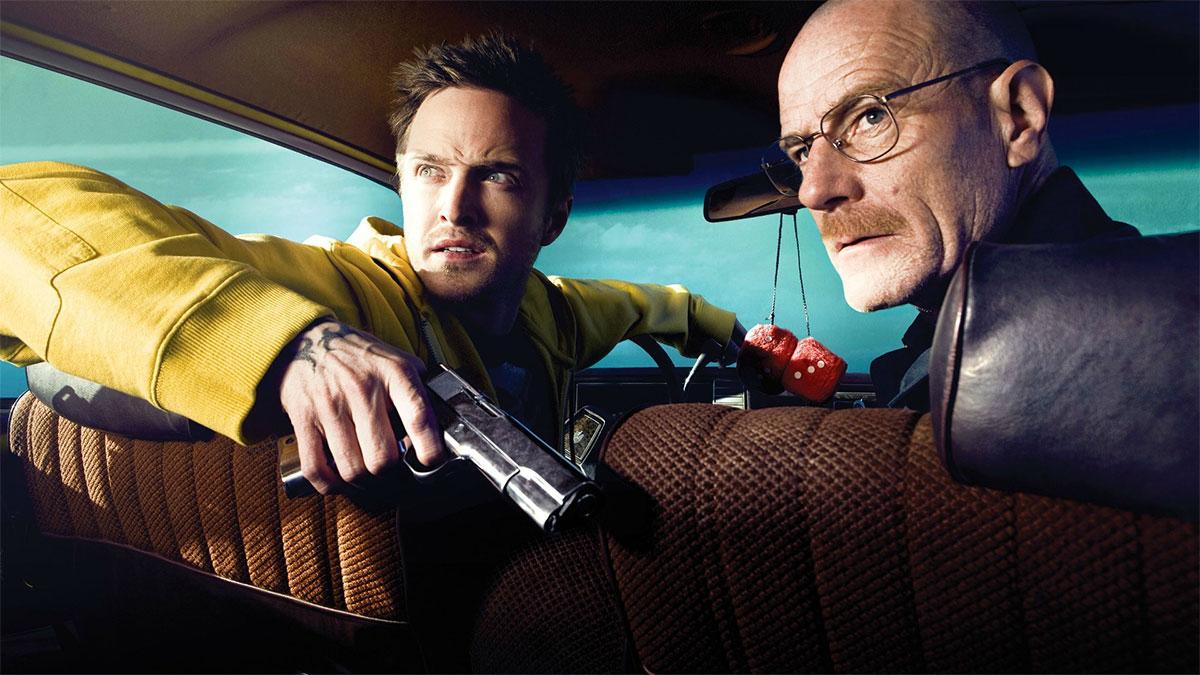 ¡Bryan Cranston y Aaron Paul publican una misteriosa imagen! - Breaking Bad