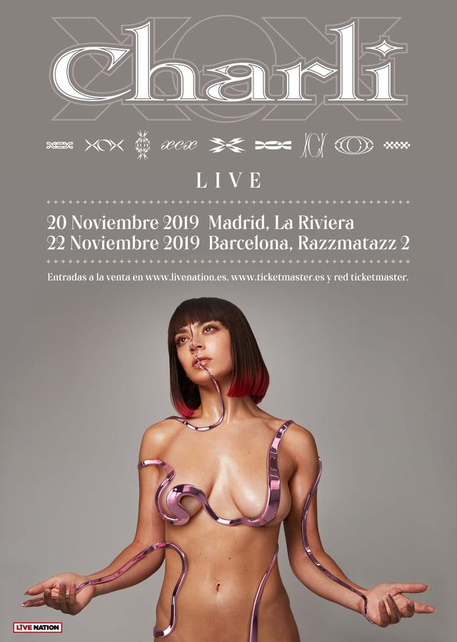 Charli XCX en Madrid