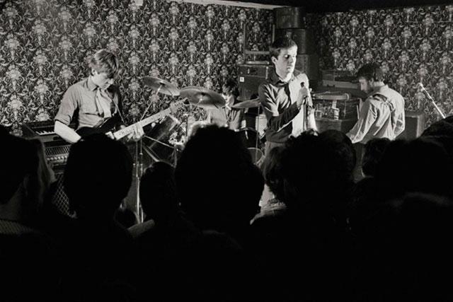 Joy Division publica el primer video de Unknown Pleasures