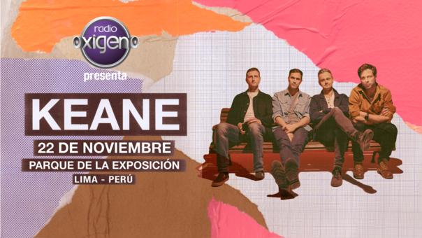 Keane en Perú